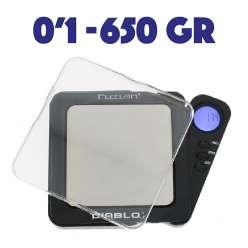 BALANCE FUZION DIABLO 650 X 0,1 GR