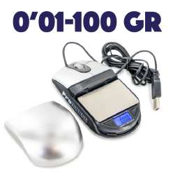 PROSCALE MOUSE 100 - 0,01 GR