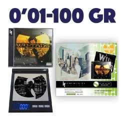 BALANCE CD INFINITY WU TANG CLLAN
