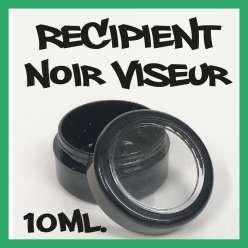 RECIPIENT NOIR VISEUR 10 ML