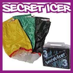 KIT SECRET ICER 20 LT 3 POCHES20 LT