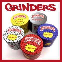 GRINDER BACKWOOD 50 MM 4 PARTIES