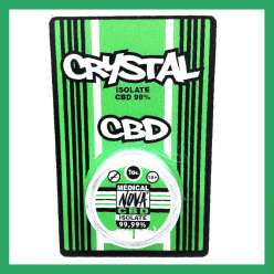 CBD CHRYSTAL 1GR 99 %